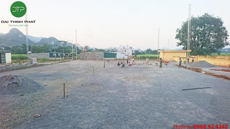 Cỏ nhân tạo Hòa Bình Đại Thịnh Phát conhantaofifa.com.vn